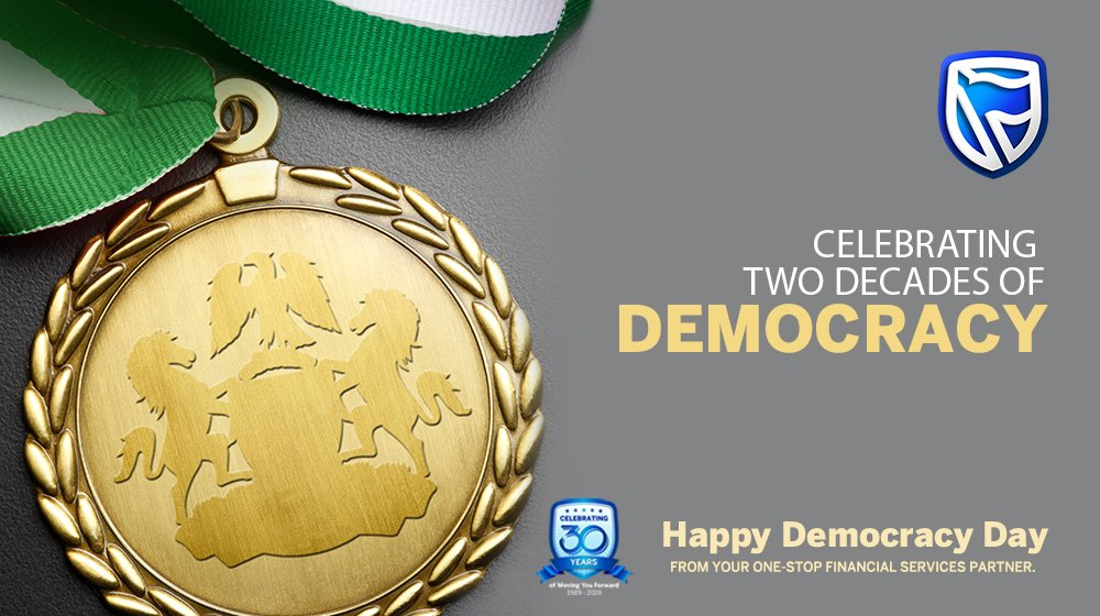 Our national victories are always worth celebrating. #HappyDemocracyDay <br>http://pic.twitter.com/3T6ay5XN73