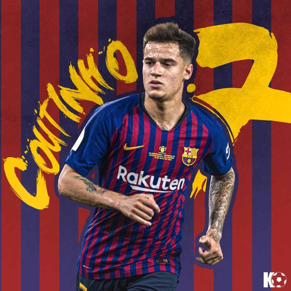 Join in wishing Philippe Coutinho a Happy Birthday!