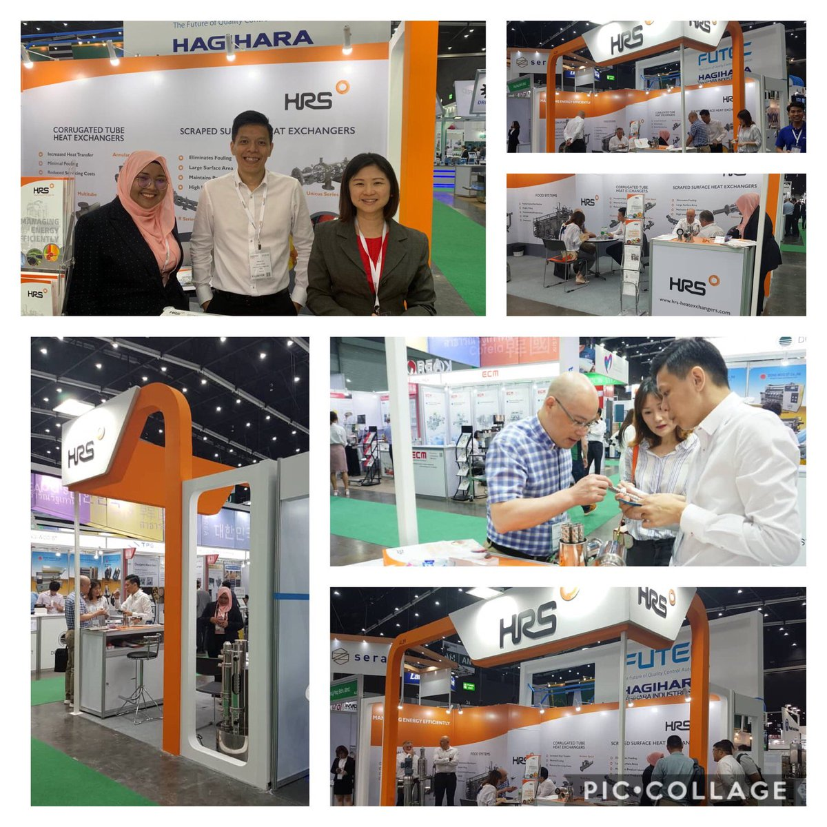 test Twitter Media - Here is a glimpse of what happened yesterday at ProPak asia 2019 @OES_ProPak in BITEC #Bangkok. Bring on Day Two! Don't forget to come to HRS stand AL39. #heatexchangers #thermaltechnology #packagingandprocessing #ProPakAsia2019 https://t.co/w0eTsRDFZA