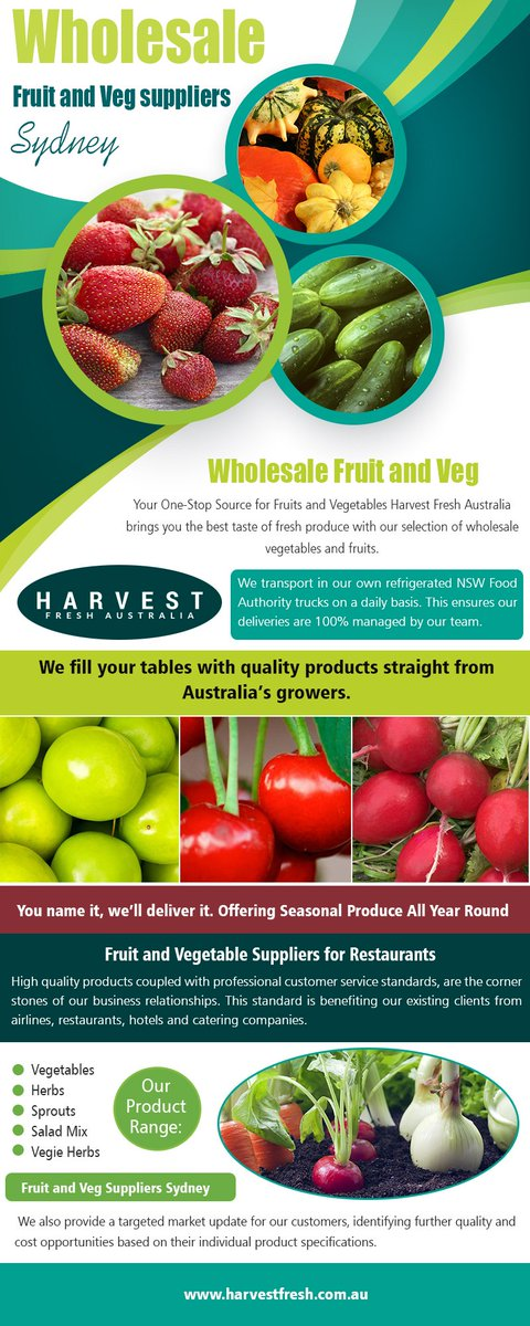Wholesale fruit and veg suppliers in Sydney for genuinely low prices at https://t.co/U1Whrp9FNQ https://t.co/M6Rp63LkxE