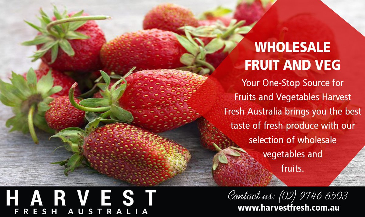 Wholesale fruit and veg suppliers in Sydney for genuinely low prices at https://t.co/U1Whrp9FNQ https://t.co/rR6ruD3qAb