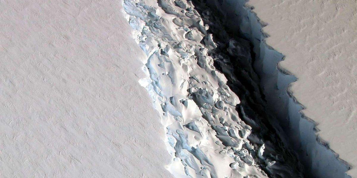 Oui, les glaces fondent, et c'est bien à cause du réchauffement climatique http://bit.ly/2wRIDbm