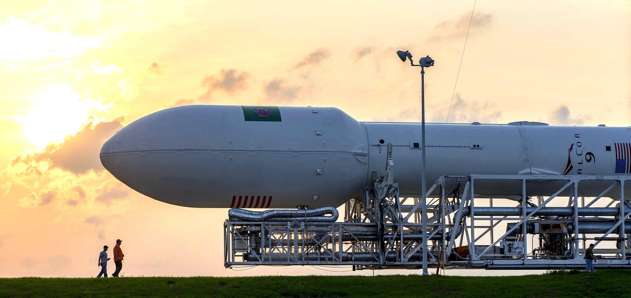 ракета Фэлкон 9