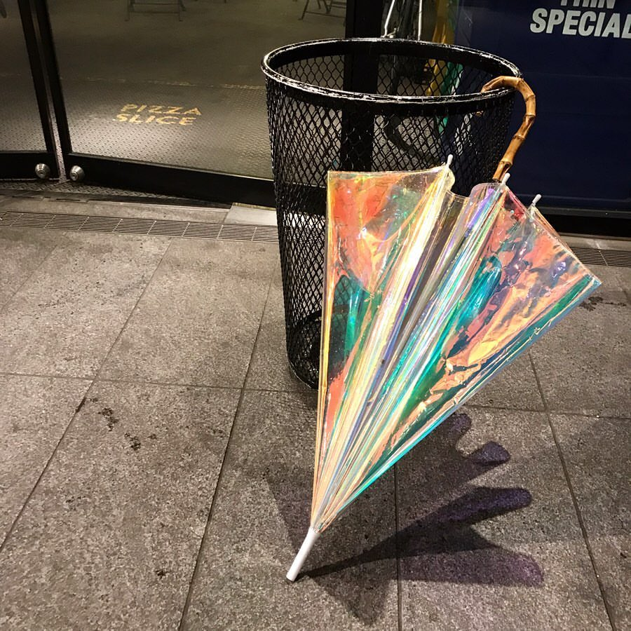 H BEAUTY&YOUTHのオーロラの傘・かわいすぎて即買い!!