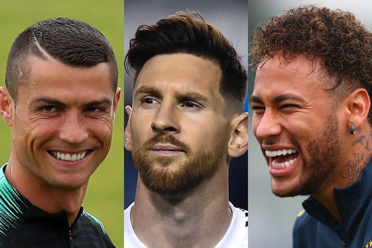 58232e6ae The 2018 World Cup's top players: Messi, Ronaldo, Neymar, Salah, and ...