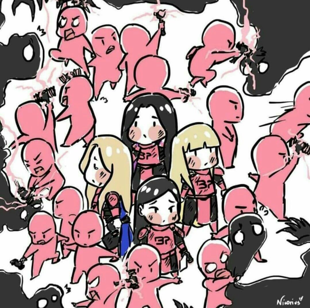 it's blinks and blackpink at the end of the day, every day <br>http://pic.twitter.com/BxKp2mR8da