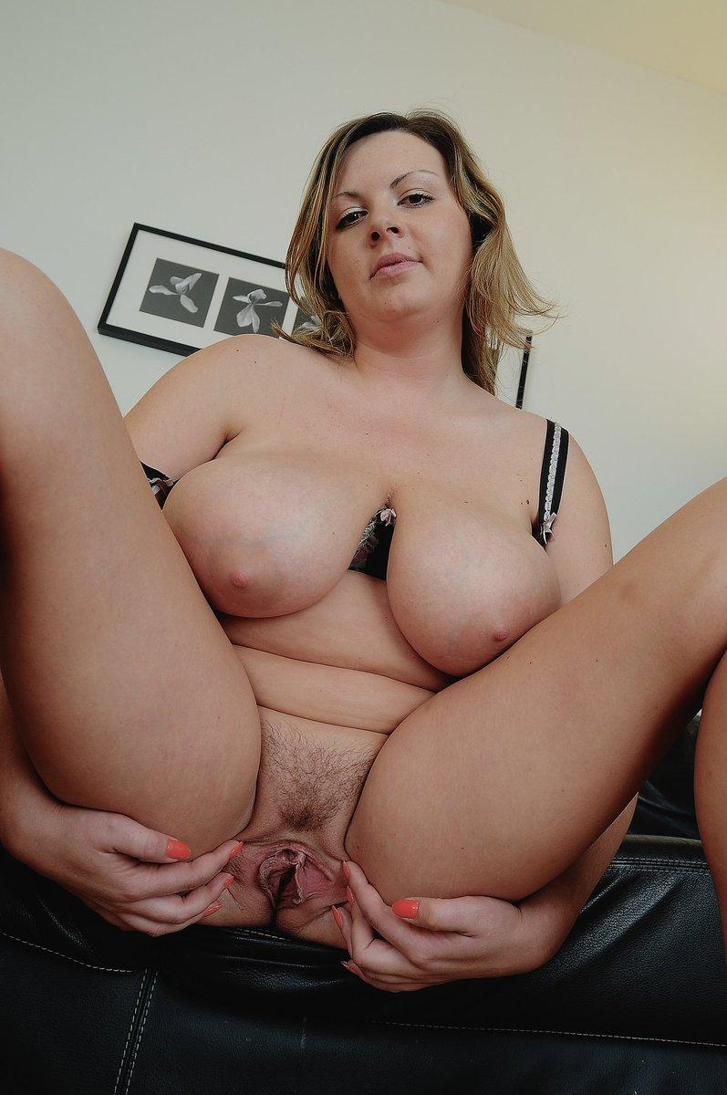 Huge naked