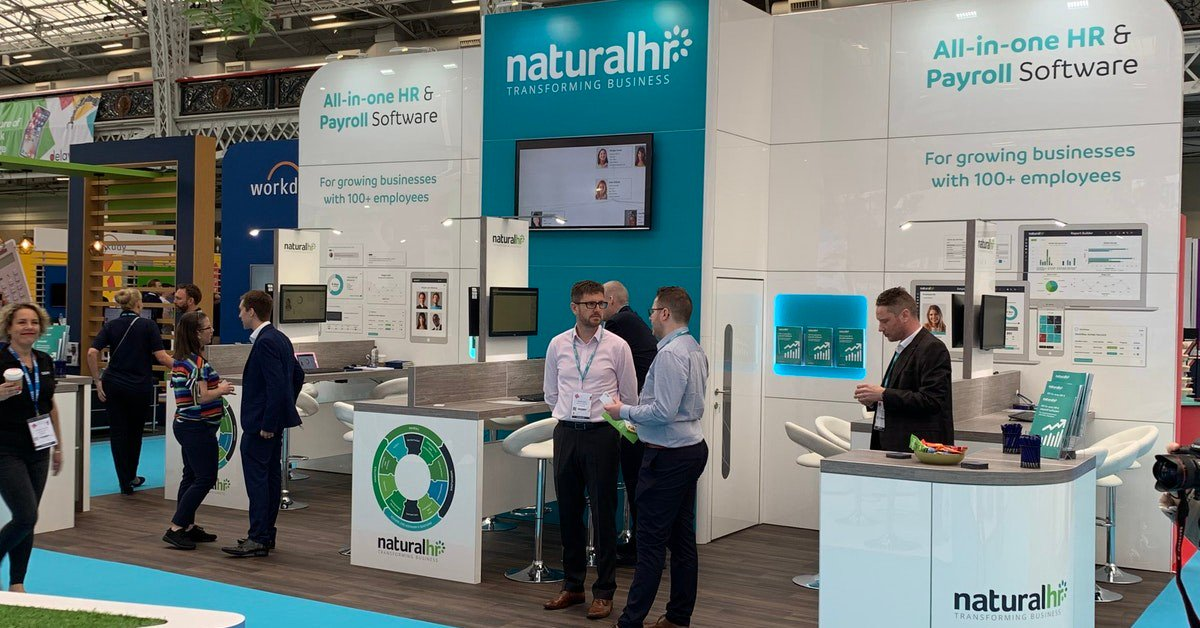 The Natural HR team are ready for two action-packed days at the #FestivalofWork! Were on stand C100, where our experts will be on hand to give you a guided tour of our all-in-one HR software - including the first look at our fully integrated payroll feature.