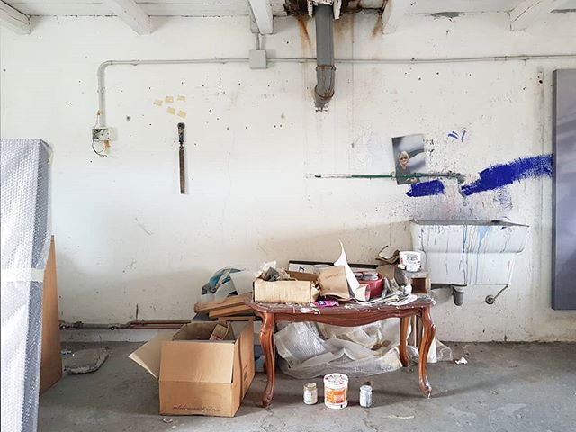 #StudioVisit #ArtistStudio #curating #curatorlife #NewExhibition https://t.co/w8caKoQkUN