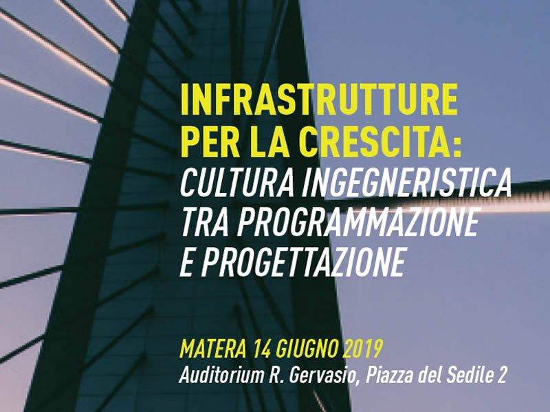 Infrastrutture per la crescita, convegno nazionale...