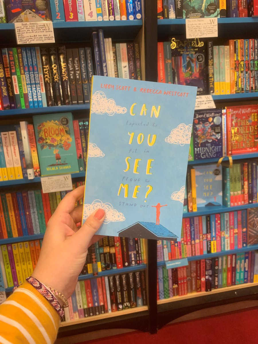 Next Saturday we'll have Libby Scott in store from 3pm! Make sure you pop in for a chat, grab a book and have the wonderful Libby sign it for you!! #canyouseeme #bookstagram <br>http://pic.twitter.com/OvwQZc8gtF