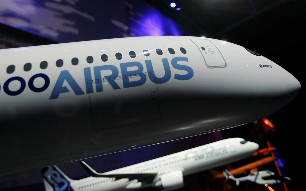 Saudia airline close to placing order for Airbus aircraft: sources https://reut.rs/2IAmt38