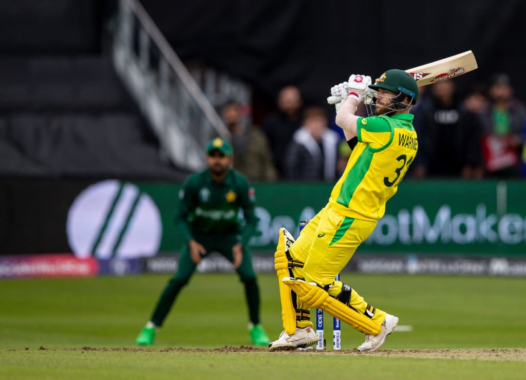 Australia have won 14 of their last 15 ODIs against Pakistan. That includes the last eight in a row and most recently a 5-0 series whitewash in the UAE in March earlier this year.How do you see this one going? Live: https://bbc.in/2Ibbe1Z#bbccricket #CWC19