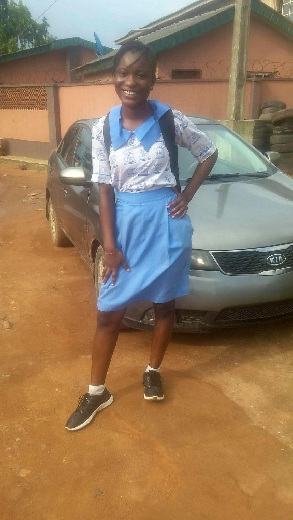 PLEASE HELP US FIND OUR SISTER!!!  Mary Abang has been missing since Friday, last seen at Iyana-paja market, dark in complexion, slim and 5'5 in height  If anyone has any information concerning her whereabouts please contact Her sister on 08145520432. She's just 17 years,Please!! <br>http://pic.twitter.com/aYY1CVuXis