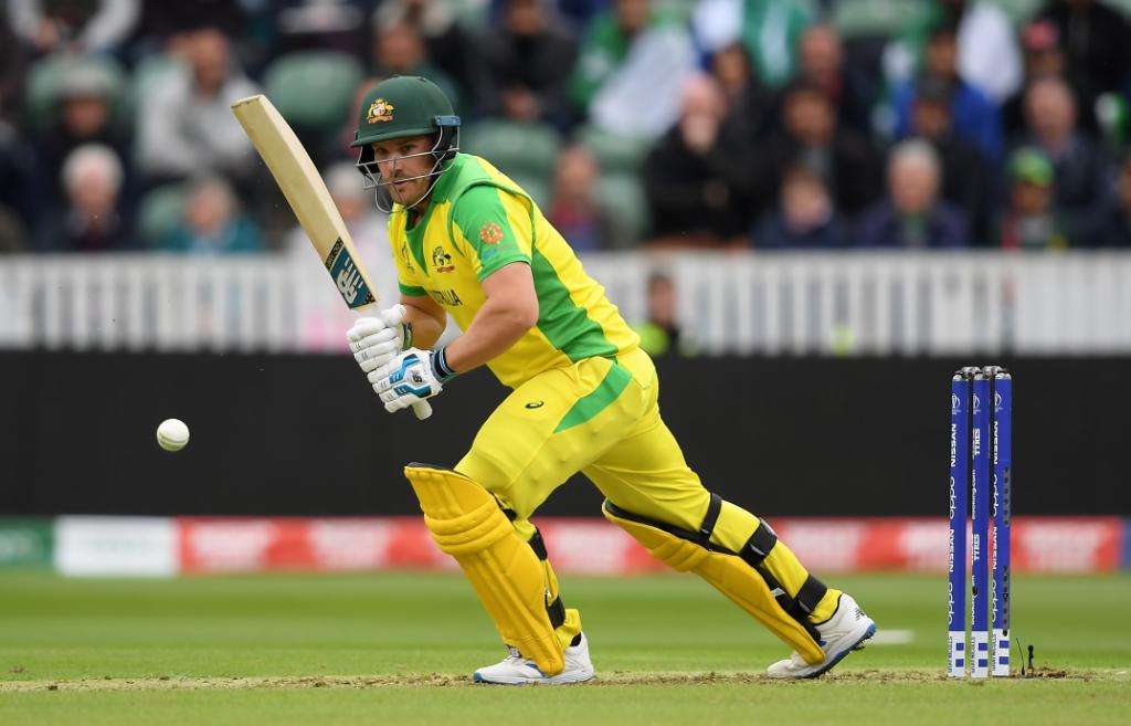 Frustrating times for Pakistan. A dropped catch, Umpire's Call going Australia's way – it's the batting side who are enjoying themselves in Taunton. Australia are 87/0 after 15 overs. Head over to @cricketworldcup to follow the action. #CmonAussie #WeHaveWeWill