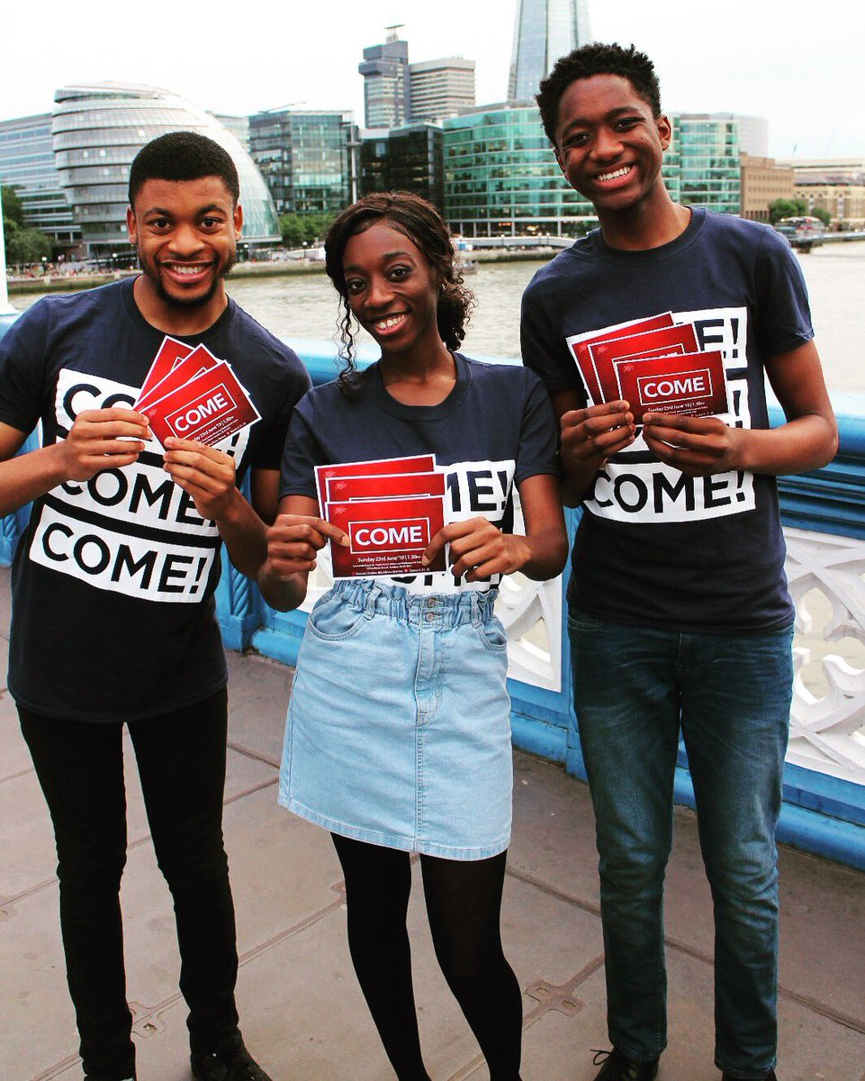 On Sunday 23rd June 2019, salvation is coming to London! Be sure to come down to the Leonardo Royal Hotel London (10 Godliman Street, London, EC4V 5AJ) from 1.30pm for our special service. #somethingiscoming #onlyinflc #students #londonevents #wisdomwednesday <br>http://pic.twitter.com/nkfdFIH1G7