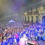 Image for the Tweet beginning: «Alcalá Suena» llenó de música