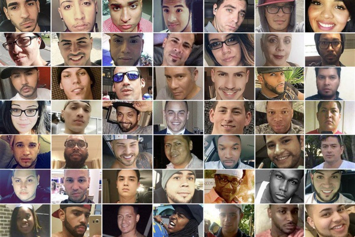 We remember those who were lost 3 years ago today 🏳️🌈🙏🏿💔#OrlandoStrong #InThisTogether