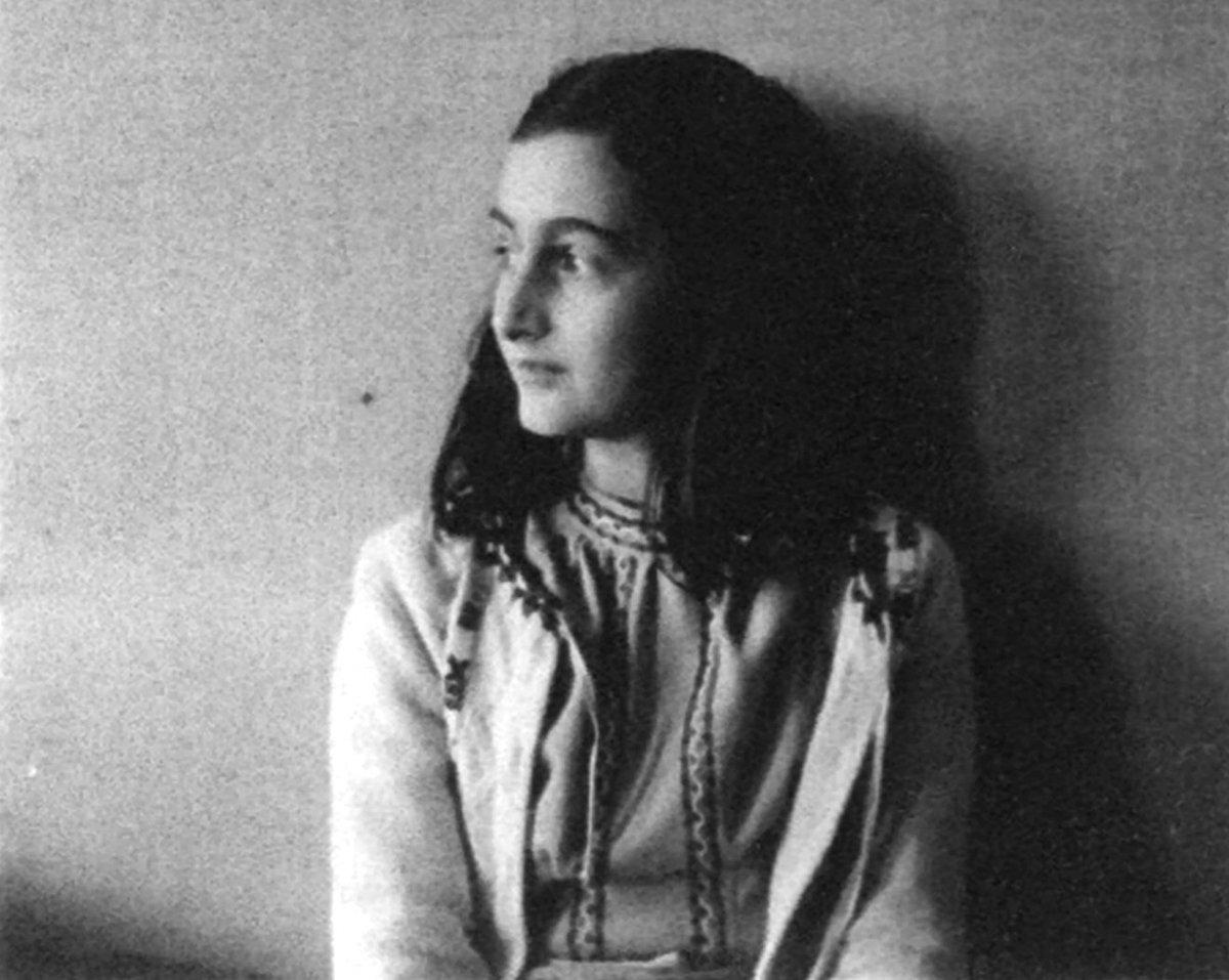 #12june #12giugno 1929  Happy Birthday Anne Frank  #AnneFrank #AnnaFrank #writers #scrittori #Happybirthday #buoncompleanno #Shoah #Holocaust #Olocausto<br>http://pic.twitter.com/qkiP7y9E2w