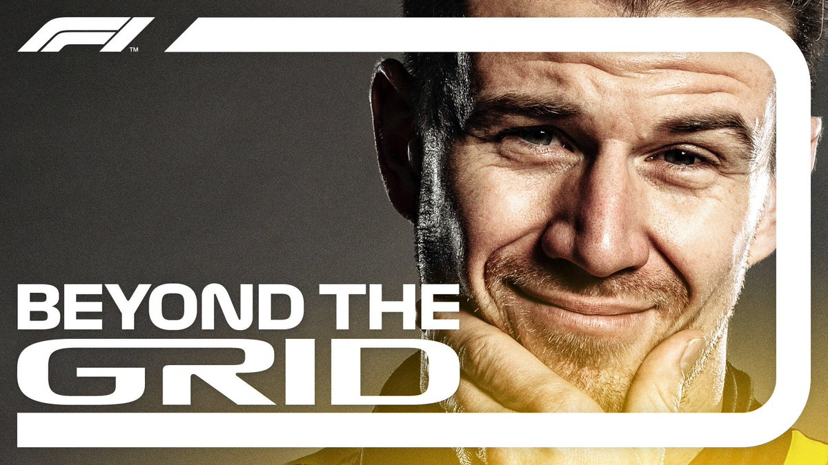NEW PODCAST EPISODE 🎧  In this week's F1 Beyond The Grid podcast, supported by @Bose, it's time for @HulkHulkenberg to open up about the drive to take @RenaultF1Team back to the top, winning Le Mans and more...  Apple Podcasts >> https://podcasts.apple.com/gb/podcast/f1-beyond-the-grid/id1405972616 …  #F1 #F1BeyondTheGrid