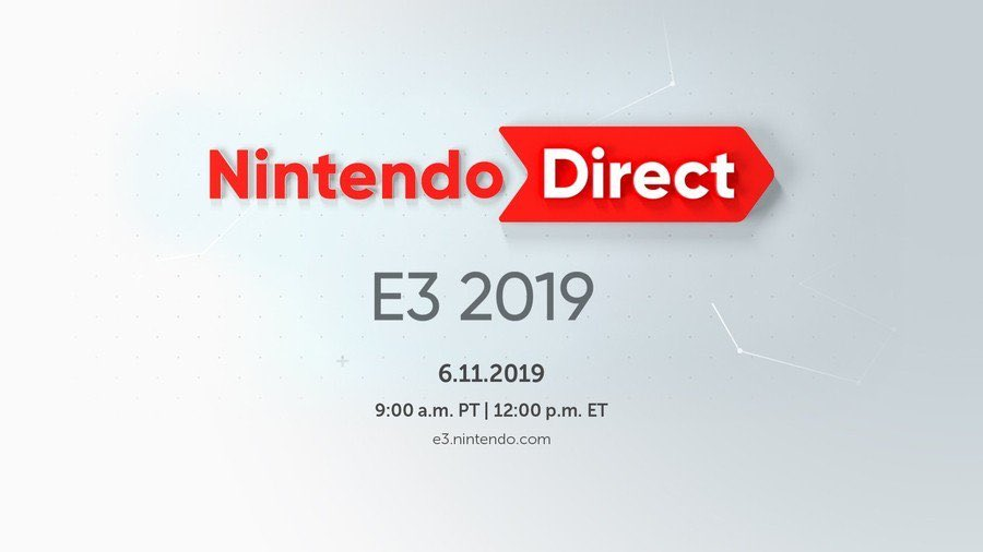 Nintendo Direct E3 2019 on Paul Gale Network
