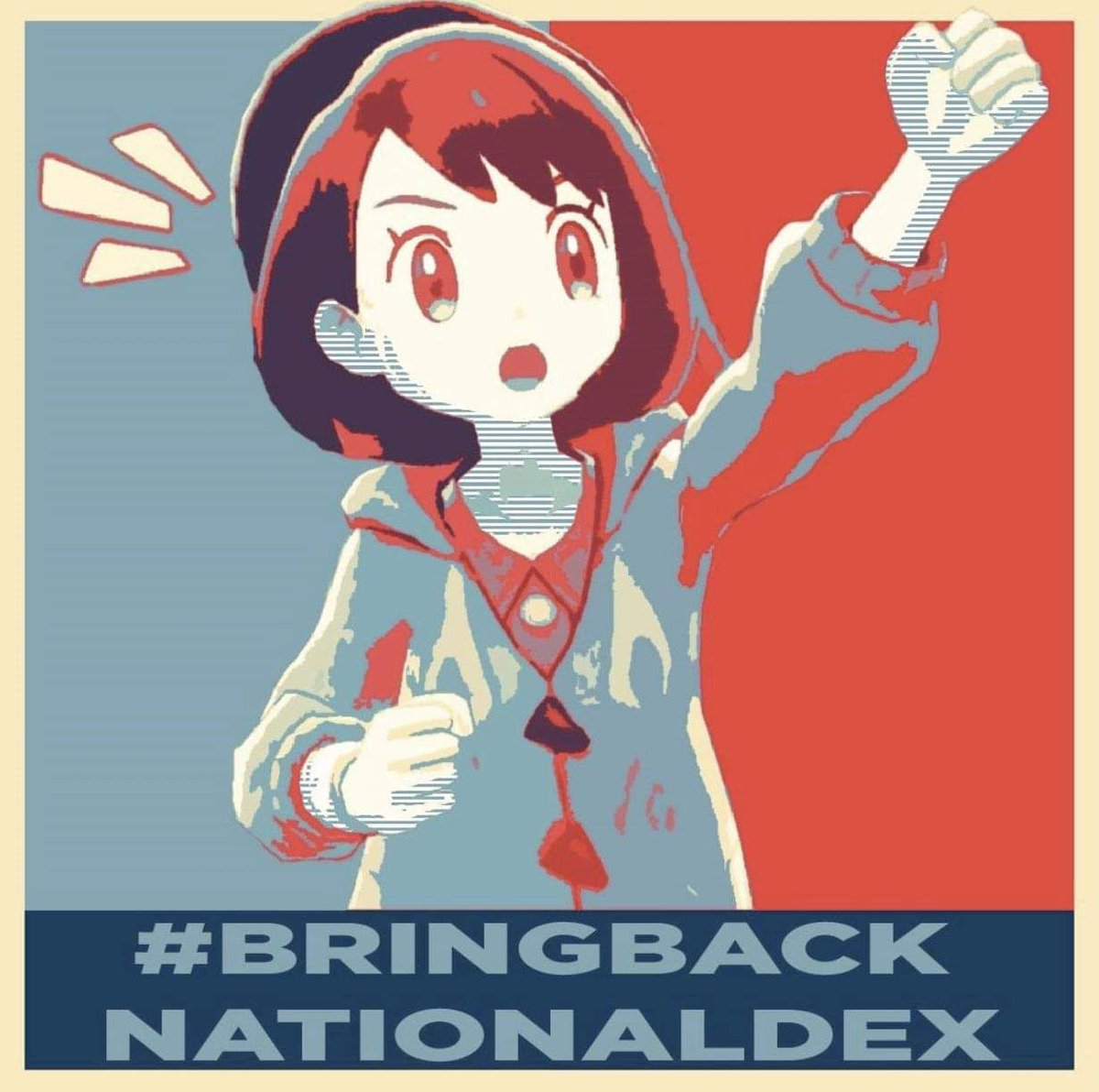 People treating GameFreak like it's some small indie dev studio driving me up the wall. Theres literally no other media franchise that makes more money than Pokemon. They have 0 excuse to settle in to mediocrity, and they sure as hell have money to fix SwSh #BringBackNationalDex <br>http://pic.twitter.com/uBRpcGCzJT