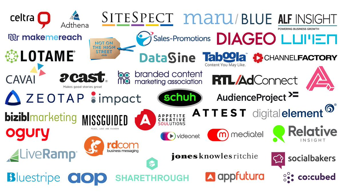 41 awesome partners. 4 weeks to go. If you want to meet brands, don't miss the #madpicnic party on 10 July! https://t.co/zeL7kxzar4 https://t.co/8H6Qlqnx3B