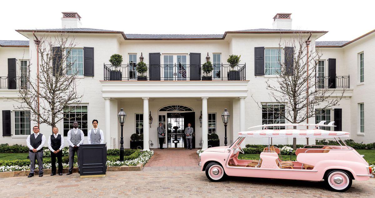 The Miramar Beach hotel in Montecito opens with a splash https://t.co/tOgyXgQ2qr #hotelnews #hospitalitynews #lodging #hotels @tiaramiramar https://t.co/YuJqu1nTQH