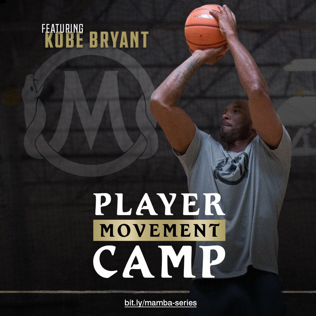 "Want to learn, like really learn, something about ball this summer? Come join a host of hoop experts -- and special guest @kobebryant -- at our ""Balanced Player"" Camp. Spots are v v v limited. http://bit.ly/Kobe-Camp"