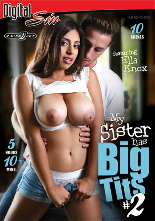 "test Twitter Media - RT @StarletsX: ""My Sister Has Big Tits 2""  🔥🔥🔥🔥🔥  Feat. @EllaKnoxxx on the cover 😍😍 https://t.co/p9W3lSc5Vs"
