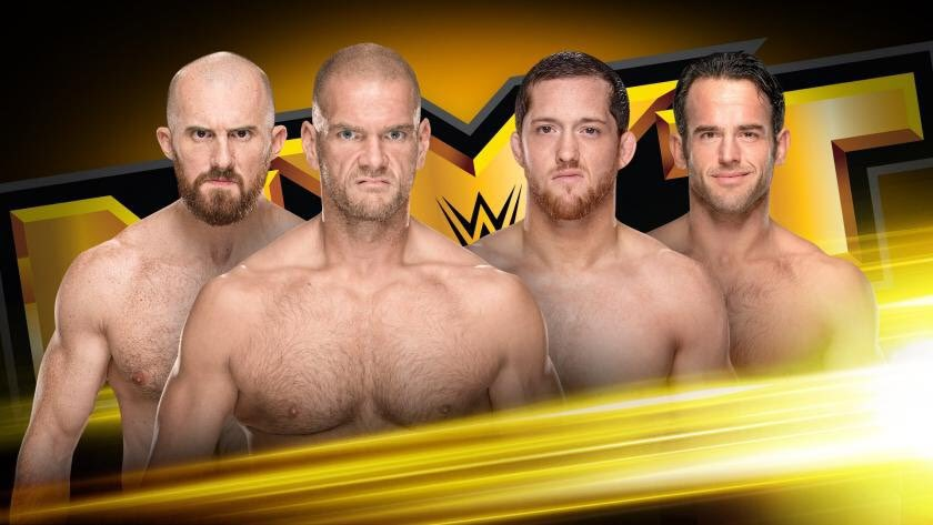 Three big #NXT matches tonight on the @WWENetwork.   Does anyone know if this is the taping from May's #NXTBelair show? These are the same matches from that night   #WWE #WrestlingCommunity #WrestlingWednesday #NXTChampion #Baltimore  #UndisputedERA