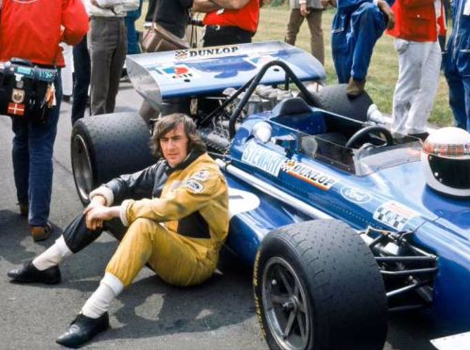 Late but A Happy 80th Birthday to Sir Jackie Stewart