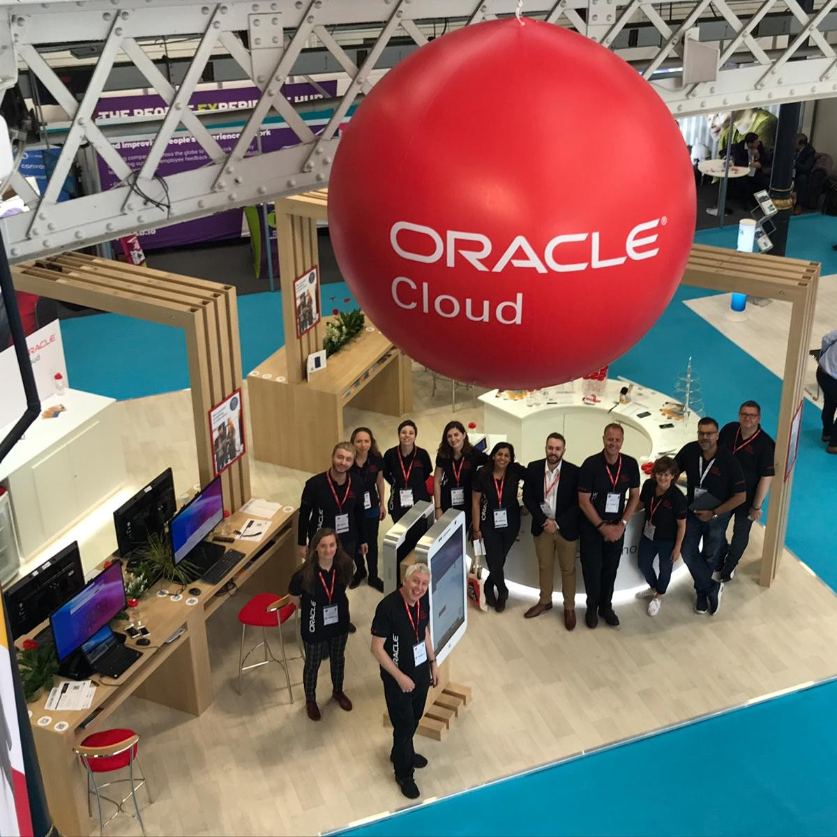 An amazing first day for @Oracle #HCM. Were looking forward to more @CIPD #FestivalofWork tomorrow: @TurningPointUK is speaking at the HR Technology Stage from 11:45-12:15 and @ZaraNanu from @gapsquare will be on the Future of Work Stage from 13:30-14:00. See you tomorrow!