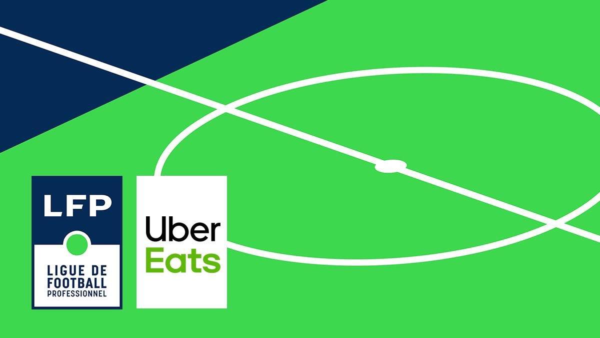 """🔴 OFFICIEL ! La Ligue 1 s'appellera """"Ligue 1 Uber Eats"""" à partir de la saison 2020-2021 !"""