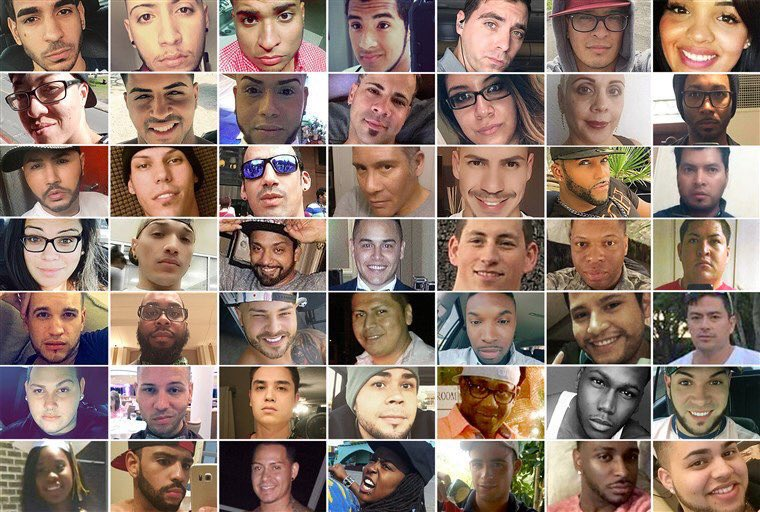 Today we remember the 49 #LGBT+ people who lost their lives in the attack at Pulse Nightclub, Orlando. We must stand united against hate. 🌈#OrlandoStrong #OrlandoUnited