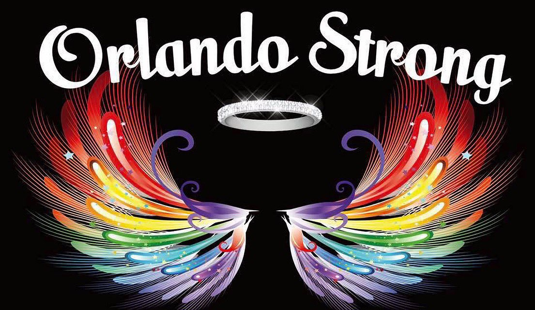 On this day and every day, we remember the 49 lives taken on June 12, 2016. ❤️🧡💛💚💙💜#OrlandoStrong
