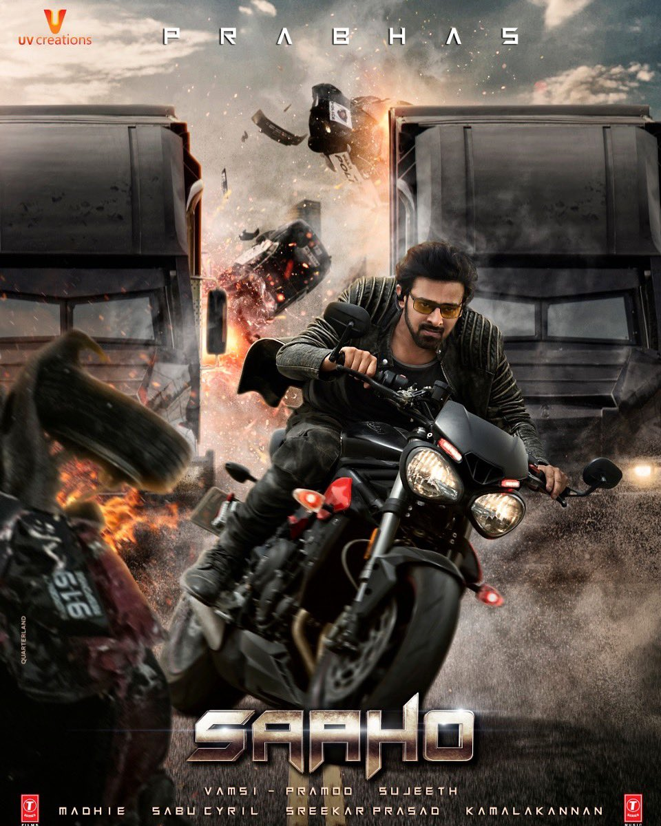 Please let me know how the teaser is tom guys!! #Saaho #prabhas Anna  <br>http://pic.twitter.com/rSSL3Qb4Sp