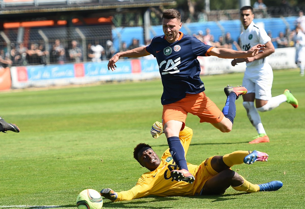 Montpellier : Gouache prêté à un club de National 1 (Officiel)
