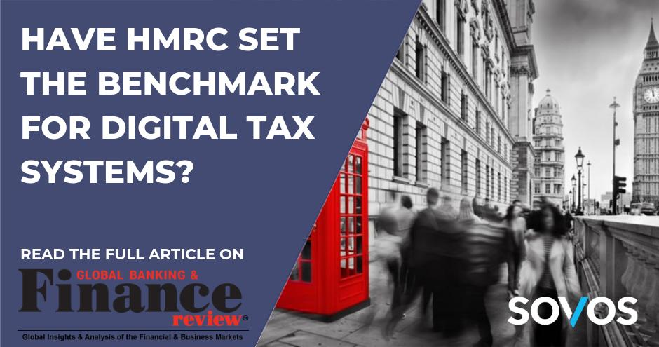In an article with Global Banking Finance & Review, Paul Trowbridge, Senior Regulatory Specialist at @SovosEurope delves into the back end of #MakingTaxDigital to ask if HMRC has set the benchmark for digital tax systems. Read more at: http://bit.ly/2XEDuPU #mtd #vat #tax