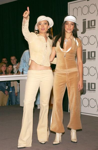 """""""Baby Phat"""" We also need @JLo collection to make a comeback & juicy.#jlo #babyphat"""