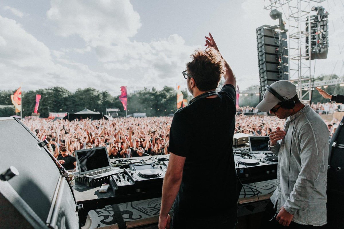 Today from 7pm (BST) we will be streaming @TaleOfUs' epic set from Junction 2 🙌 tune in via our Facebook page!