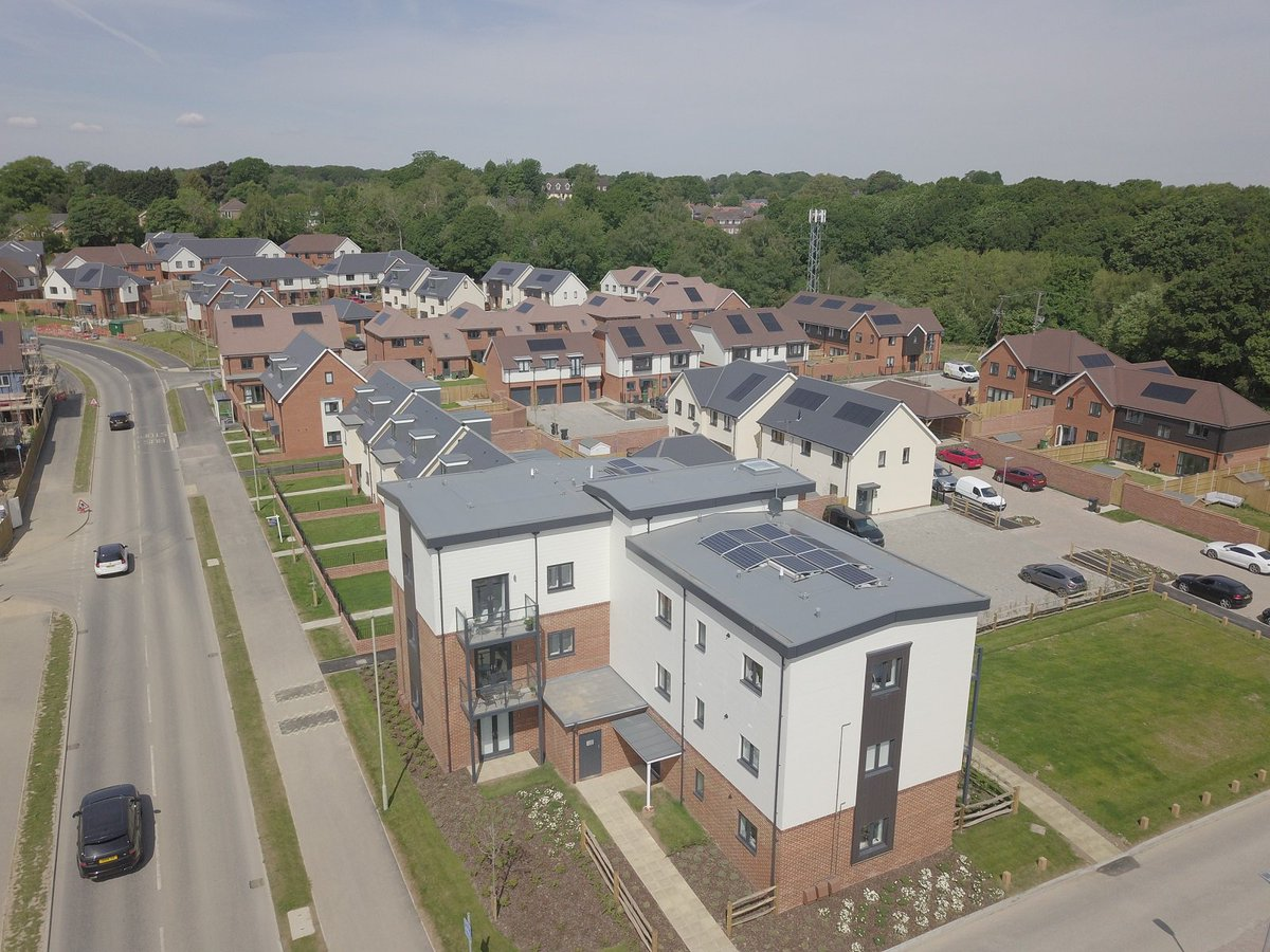 test Twitter Media - We recently visited Bellway Homes Latitude and captured some of the excellent progress being made. @HBS__Group are currently delivering all #plumbing, #heating and roof-integrated #solarPV systems for 261 #newhomes at this large-scale housing scheme. https://t.co/ClVRZzHhVr
