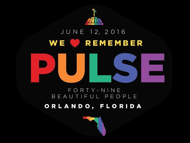I will always remember the 49 people who were lost three years ago. Today, let's honour their lives.  May they Rest in Peace. Love defeats hate.  Light defeats the darkness.  #OrlandoUnited #OrlandoStrong 🏳️‍🌈