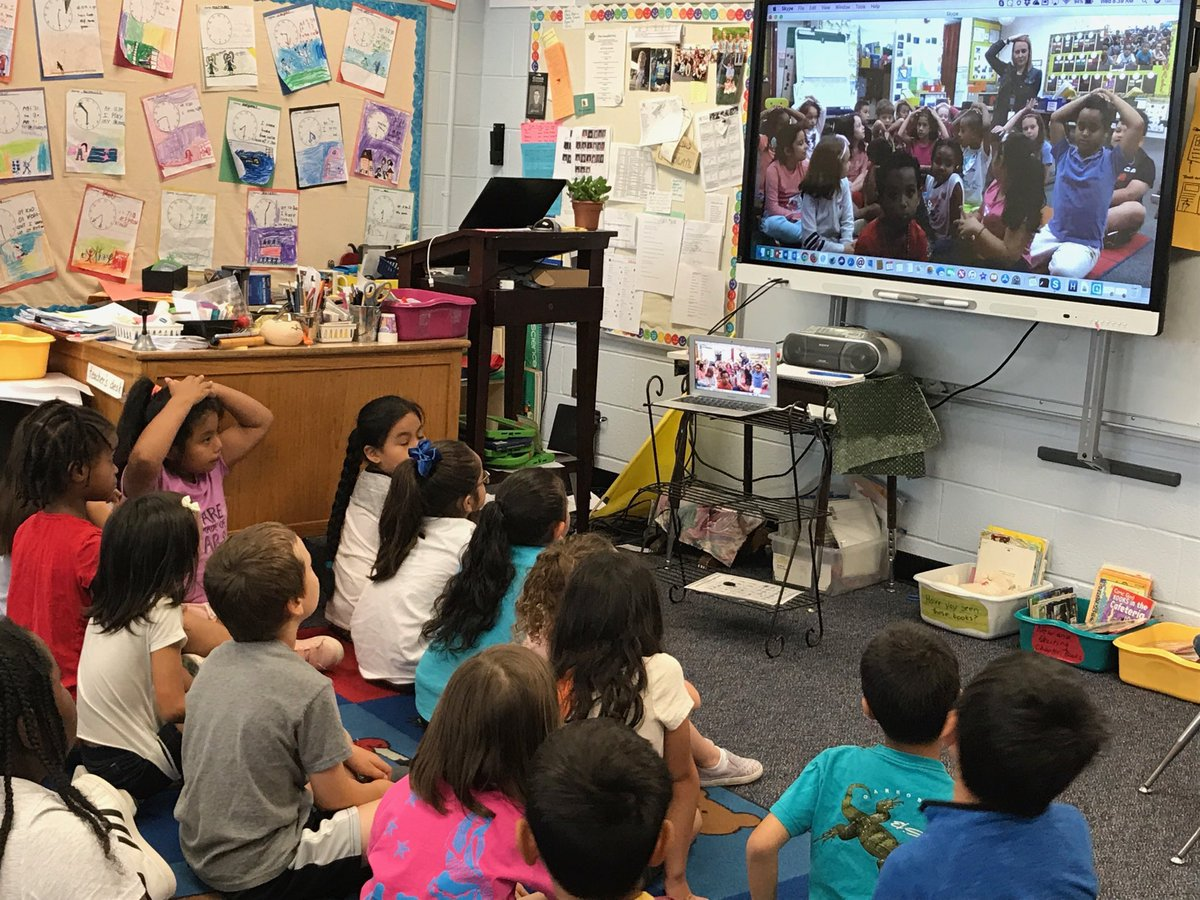 RT <a target='_blank' href='http://twitter.com/gust_kathy'>@gust_kathy</a>: Campbell 1st graders meet their pen pals from Randolph on Skype. <a target='_blank' href='https://t.co/L40wbEgKsQ'>https://t.co/L40wbEgKsQ</a>