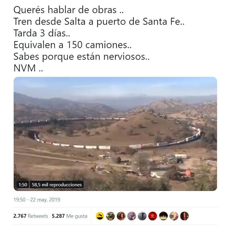 fake news de Cambiemos