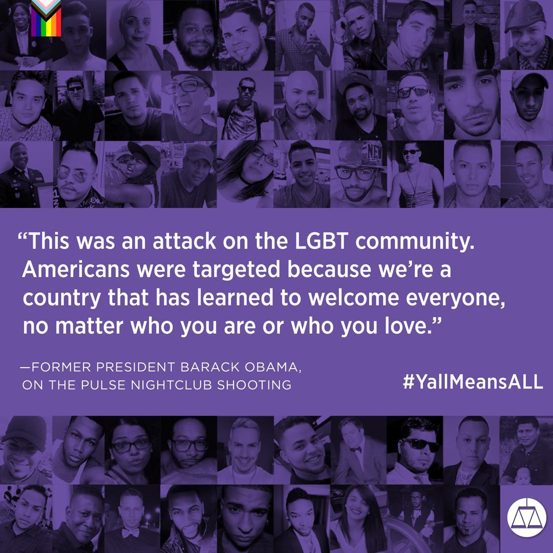 @splcenter's photo on #OrlandoUnited