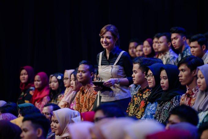 Mata Najwa Photo