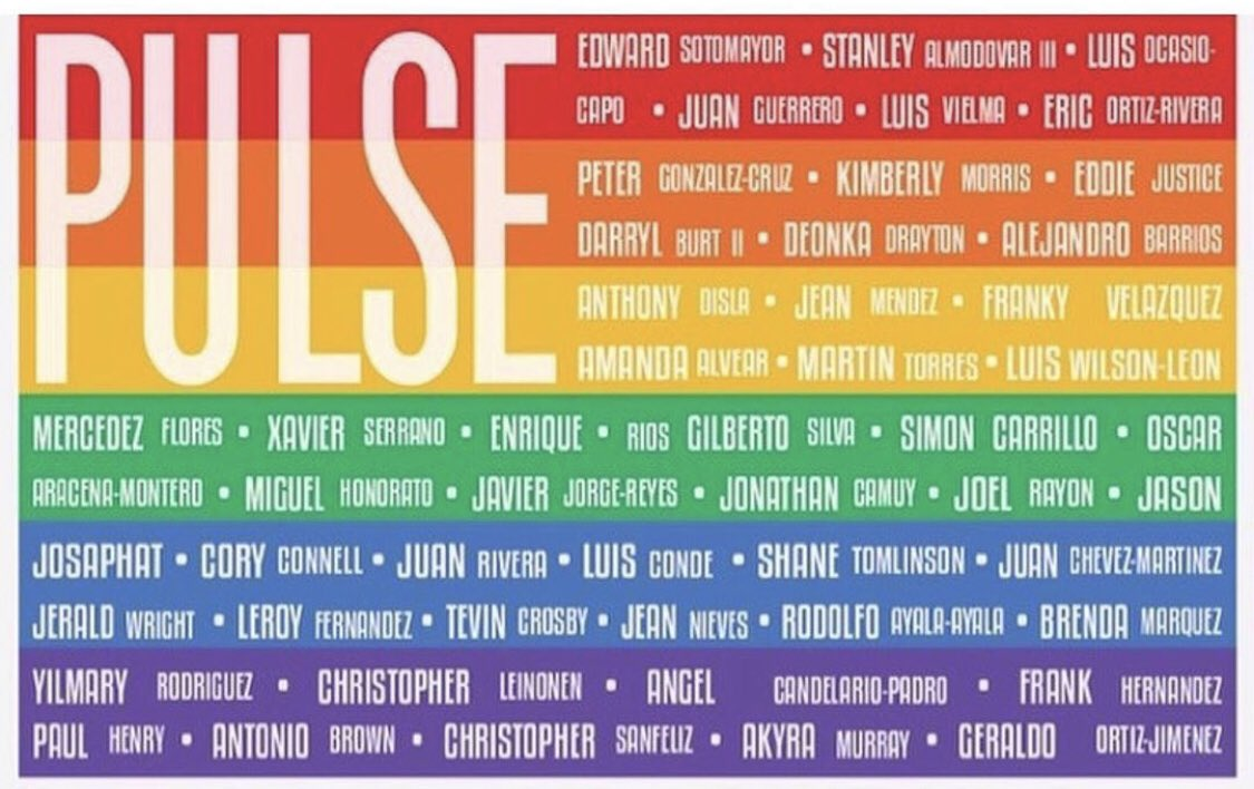 3 years ago today 49 lives were stolen by gun violence and over 50 other people were wounded at Pulse, an LGBTQ+ nightclub in Orlando, Florida. When hate is armed, it becomes deadly. Text PRIDE to 644-33 to join @MomsDemand. Together, we must #DisarmHate. #OrlandoStrong