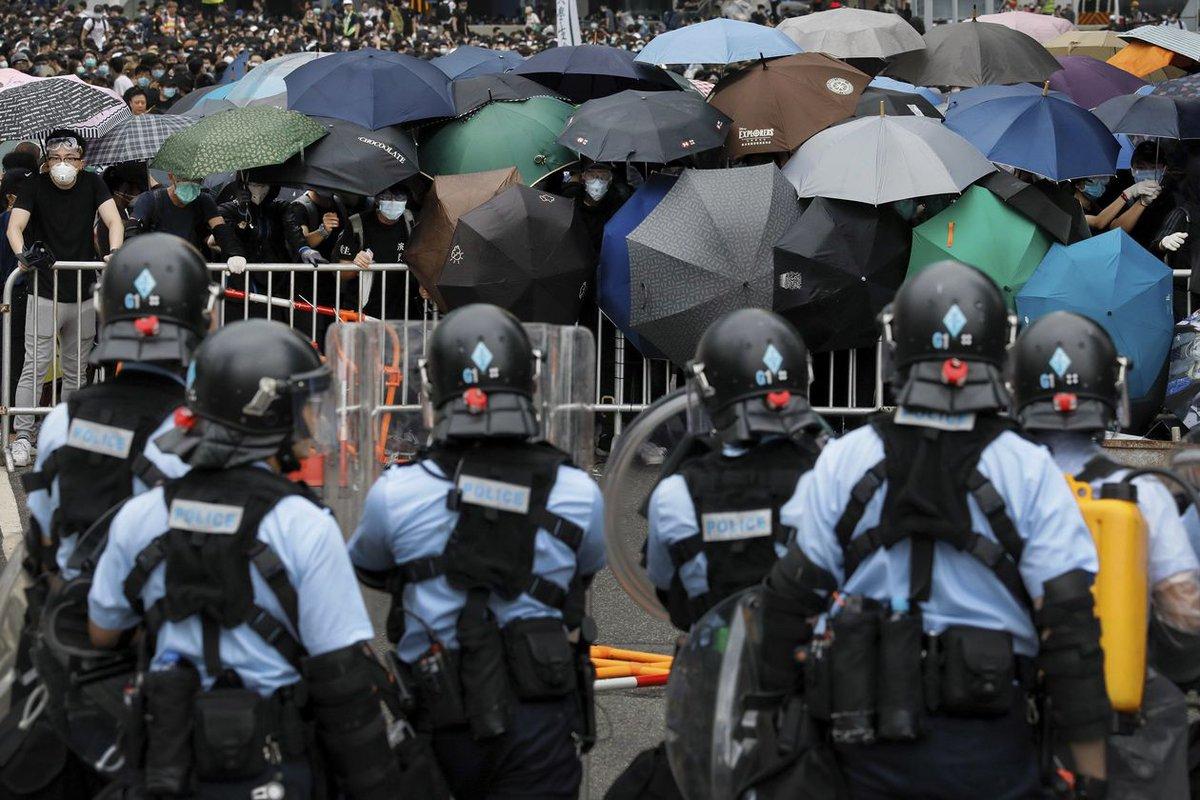 @VoCommunism's photo on #HongKongProtests