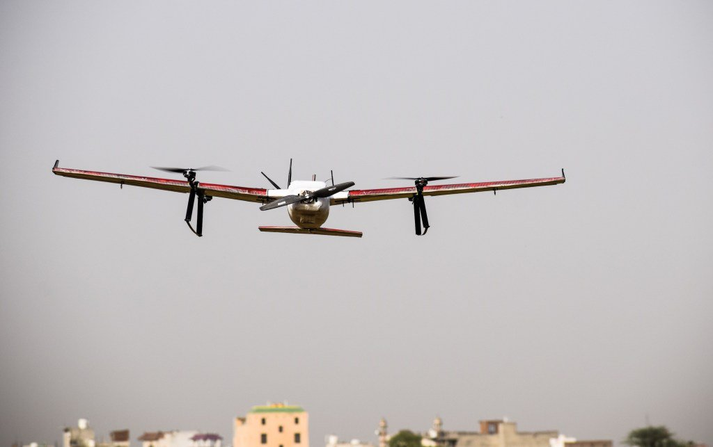 India's Zomato flies drone to deliver food in successful test https://tcrn.ch/2IAhcso by @refsrc